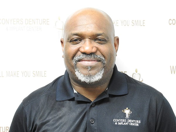 Darron Phillips - Master Lab Technician - Conyers Dentures