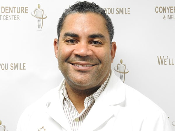 Dr. Benjamin Blackburn - Conyers Dentures