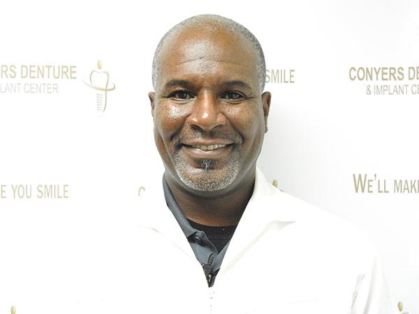 Dr. Gordon Fraser - Conyers Dentures