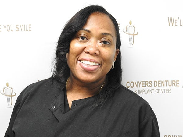 Jackie Cooper - Registered Dental Hygienist - Conyers Dentures